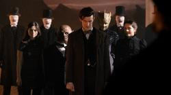 Informe de campo de Strax: clip de The Name of the Doctor